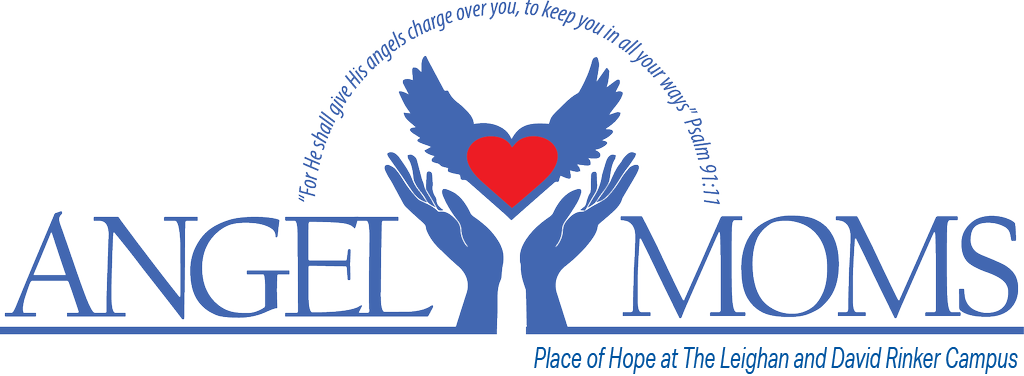 Angel Mom Logo - 2015