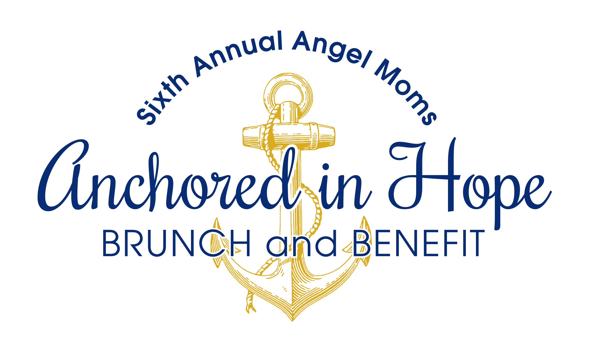 Anchor in Hope Logo Navy