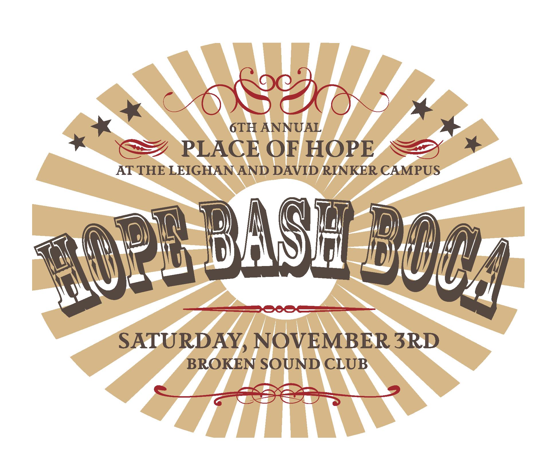 2019 Boca bash logo