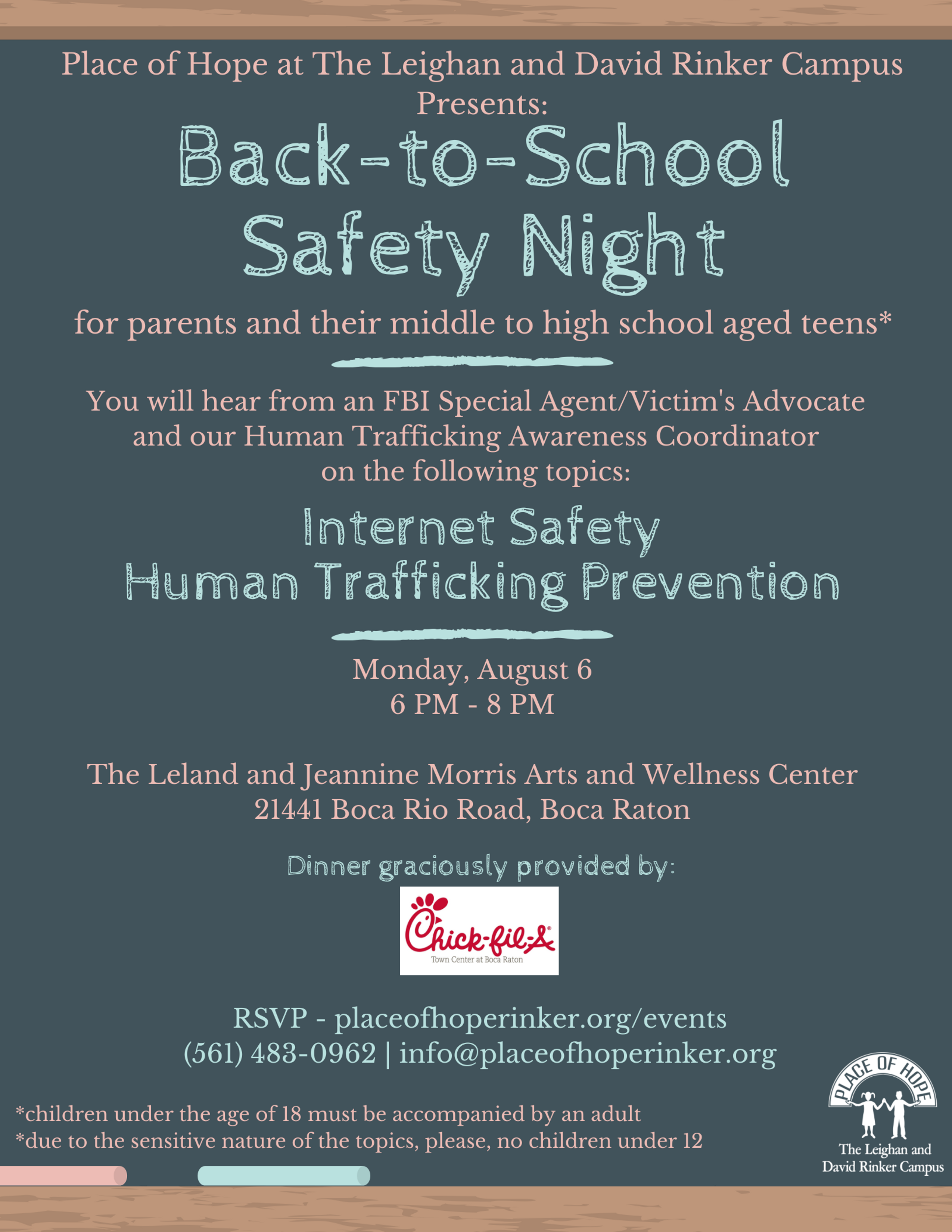 Back to School Safety Night