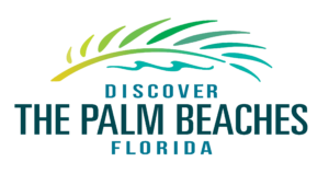 discover the palm beaches logo