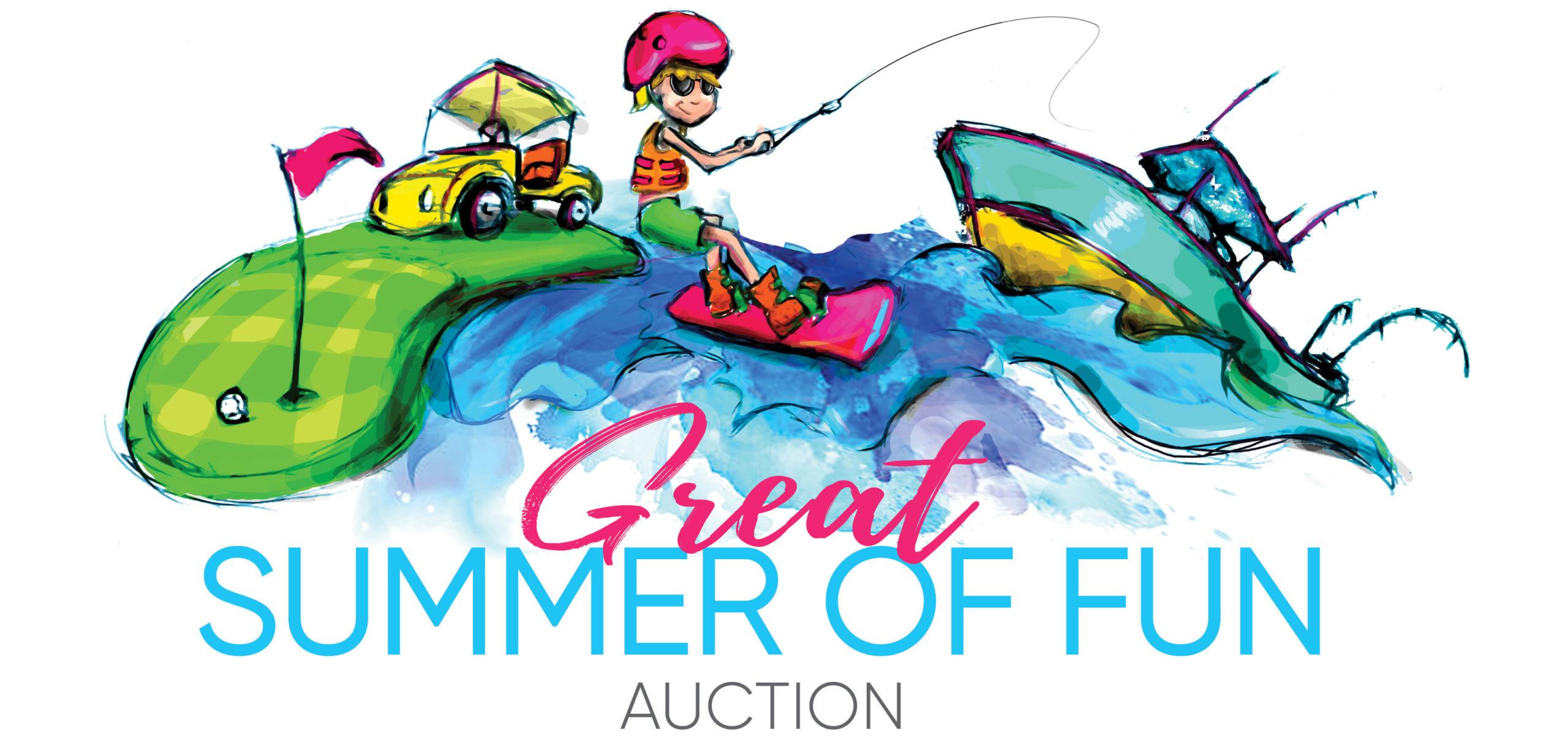 Summer of Fun Logo